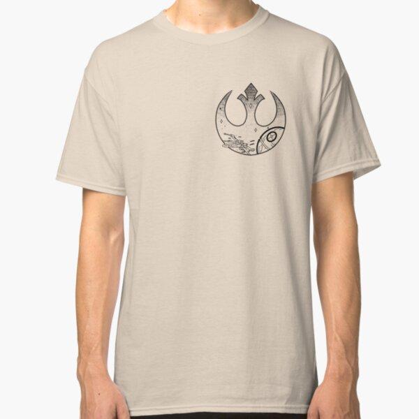 Galactic wars Classic T-Shirt