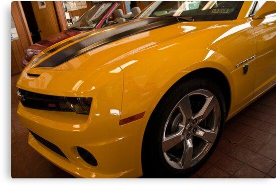 2010 Transformer Edition Camaro  by Matthew Hutzell