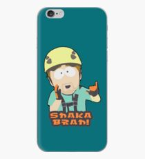 Shaka-brah! iPhone Case