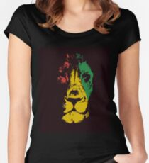 Marley Lion t-shirt & accessories Women's Fitted Scoop T-Shirt