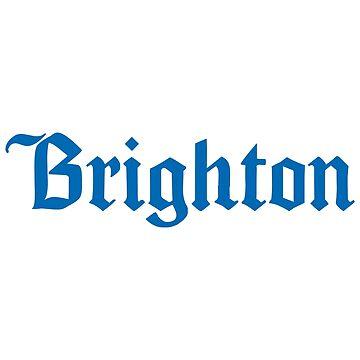 BRIGHTON by eyesblau