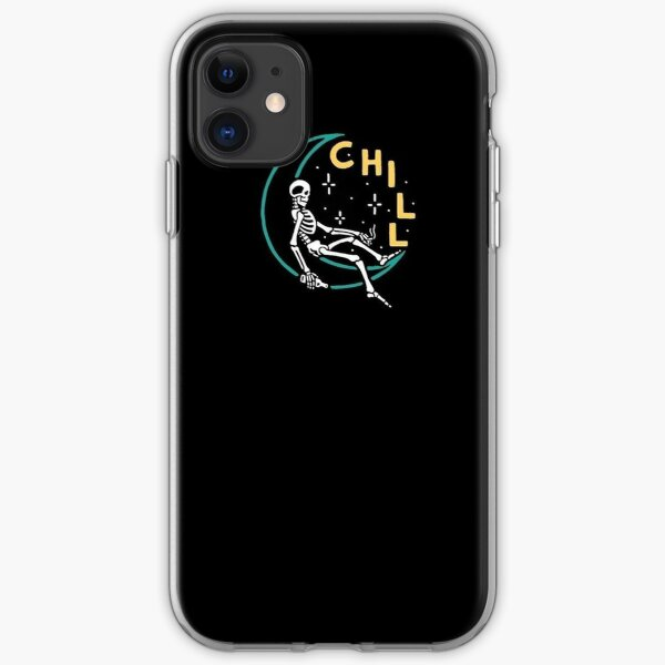 chill iPhone Soft Case