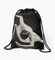Ballet Moves Drawstring Bag