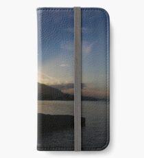Stunning greek sunset iPhone Wallet/Case/Skin