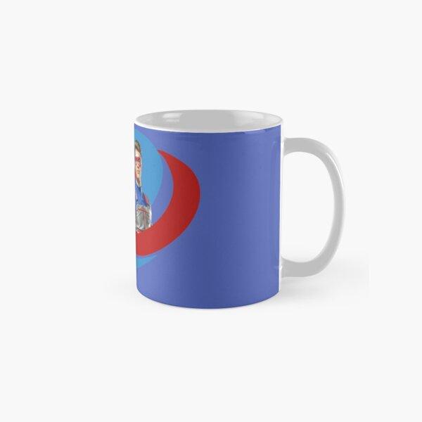 Captain Man et Kid Danger - Logo Mug classique