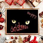 Happy Christmas by GothCardz