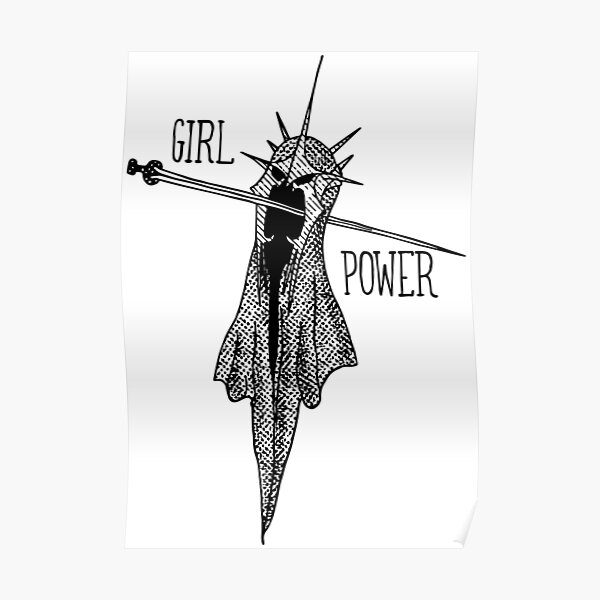 GIRL POWER! Poster