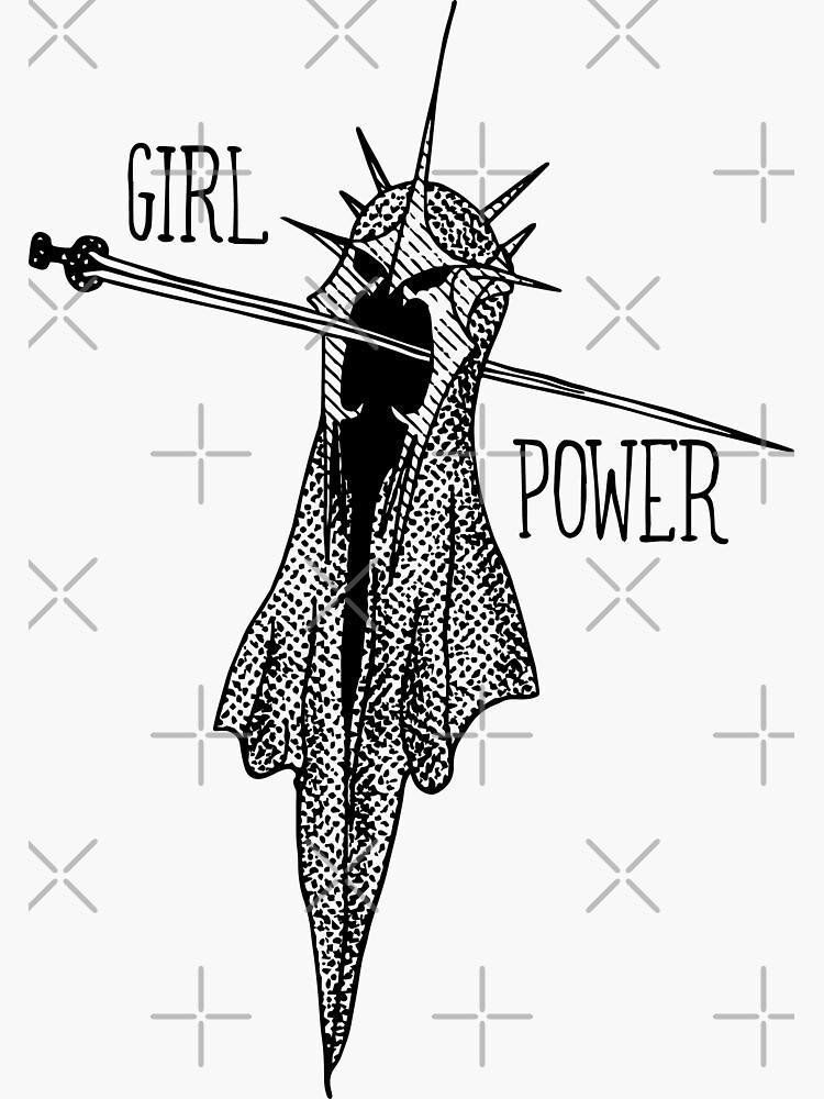 GIRL POWER! by nihilsinedesign