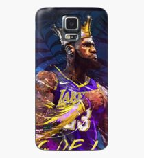 Lebron at the Lakers Case/Skin for Samsung Galaxy