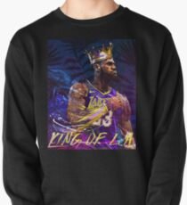 Lebron at the Lakers Pullover