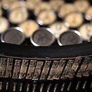 Remington - Hammer 2 keys by PeterBusser