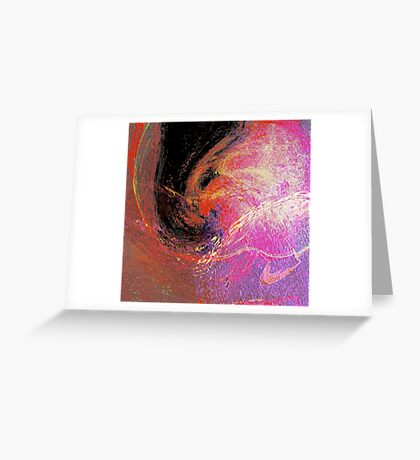 evolving time sketch......  Greeting Card