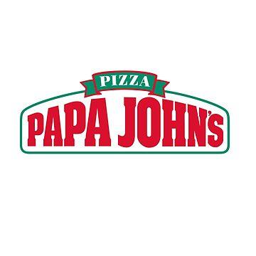 Papa Johns logo  by Zakmacattack