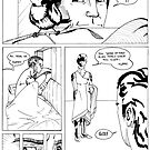 HSC Major Work Comic page 5 by Michael Lee