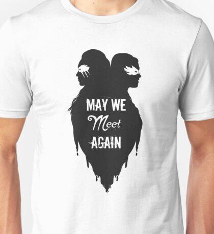 Silhouettes - May We Meet Again Unisex T-Shirt