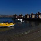 The Posh End of Gumbet Bay by wiggyofipswich
