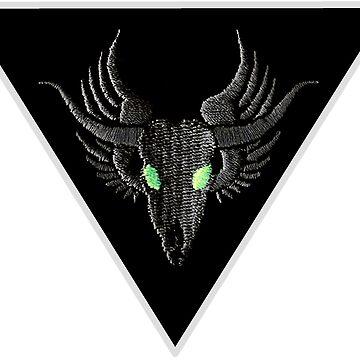 Minotaur Logo by Quatrosales