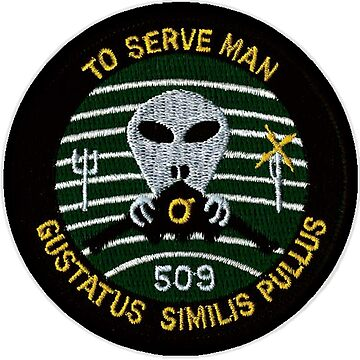 509th Bomb Group - To Serve Man by Quatrosales