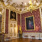 Germany. Munich. Rezidenz. Baroque Interior. by vadim19