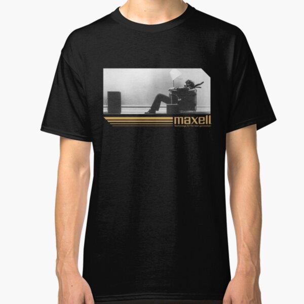80's Retro Cassette Ad Classic T-Shirt