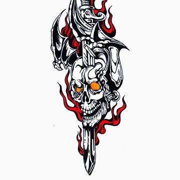 Tattoo by diktattoor