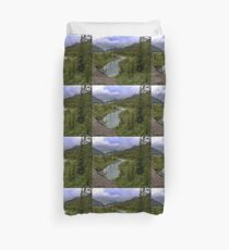 Rocky Sights Duvet Cover