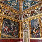Germany. Munich. Rezidenz. Nibelungen Halls. by vadim19