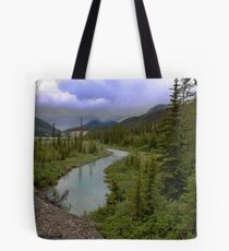 Rocky Sights Tote Bag