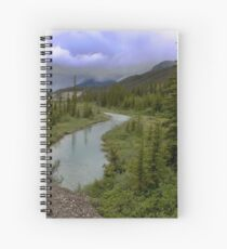 Rocky Sights Spiral Notebook