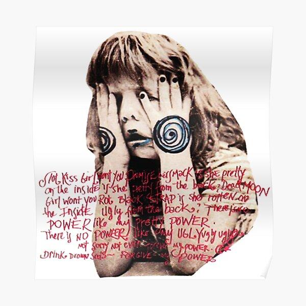 Dead Moon Girl Poster