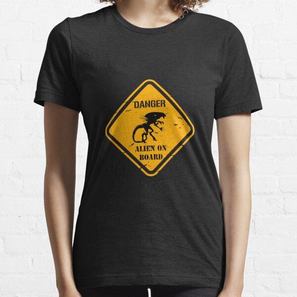 Danger - Alien on board Essential T-Shirt