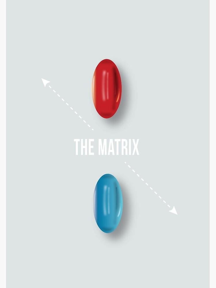 The Matrix - Alternative Movie Poster by MoviePosterBoy