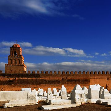 4th saintest islamic place - Kairouan by diktattoor