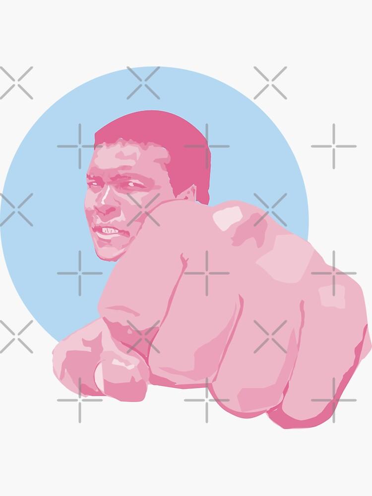 Muhammad Ali - Cassius Marcellus Clay by mayerarts