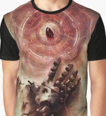 Full Metal Alchemist Grafik T-Shirt