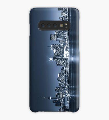 Toronto Skyline 2 Case/Skin for Samsung Galaxy