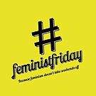 Feminist Friday by CardCarryingBks