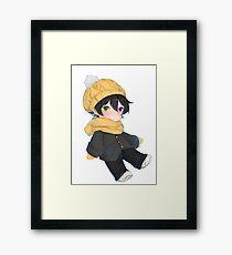 Yamada Saburo Framed Print