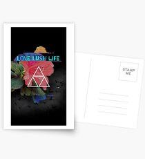 Love Lash Life Postcards