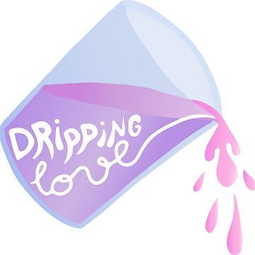 Dripping love - NCT DREAM by Duckiechan