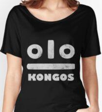 KONGOS Women's Relaxed Fit T-Shirt