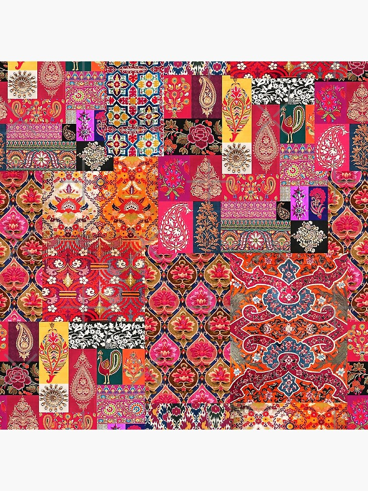 -A35- Traditional Colored Moroccan Artwork. by Arteresting