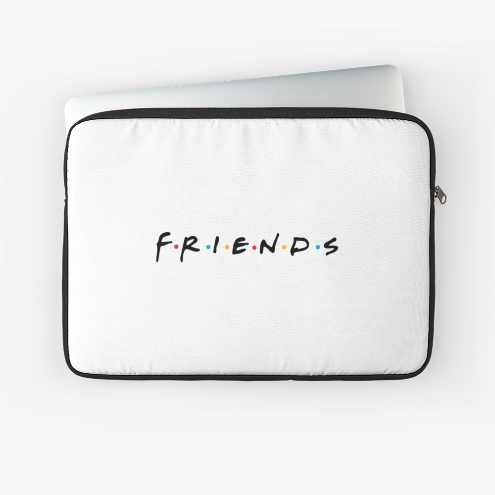 friends Laptop Sleeve
