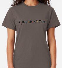 Camiseta clásica amigos