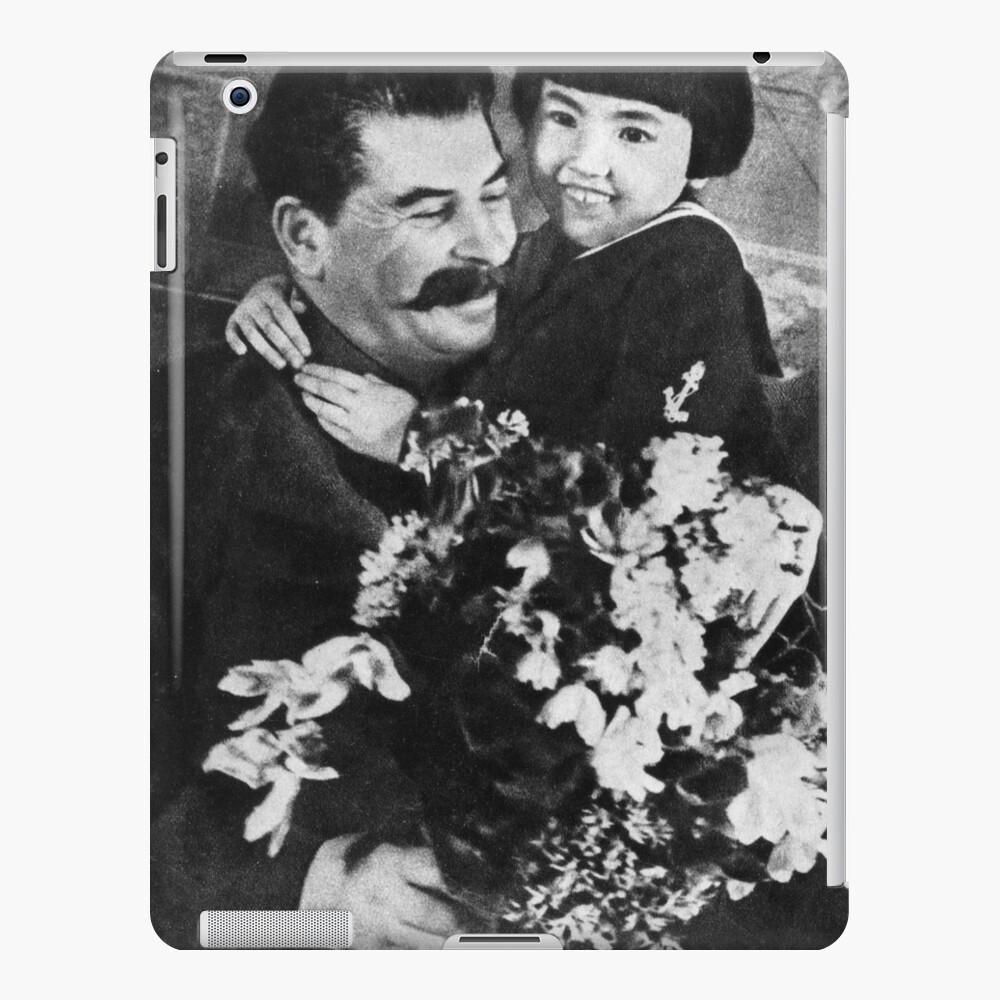Stalins cult of personality #Сталин #ИосифВиссарионович #Ежов #Берия #Жданов #Молотов #Ленин #ГУЛАГ #Нориллаг #Культличности #репрессии #депортация #тюрьма #казнь #политзаключенный #Stalin iPad Case & Skin