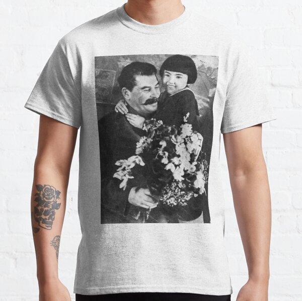 Norillag, Stalins cult of personality #Сталин #ИосифВиссарионович #Ежов #Берия #Жданов #Молотов #Ленин #ГУЛАГ #Нориллаг #Культличности #репрессии #депортация #тюрьма #казнь #политзаключенный #Stalin Classic T-Shirt