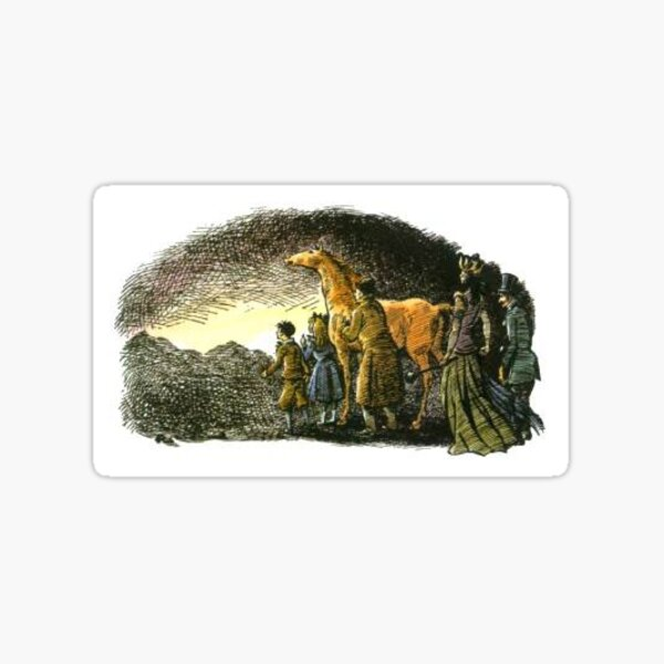 The Creation of Narnia - The Magician's Nephew - Sticker Sticker