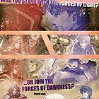 Fated Battles by Dreamshadows Art