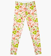 Christmas Florals Leggings
