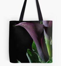 The Calla Purple 4 Tote Bag